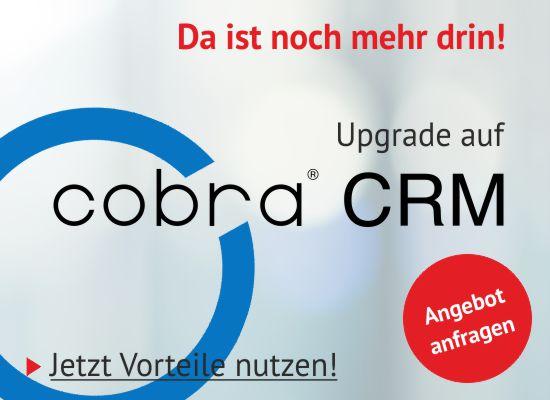 Jetzt upgraden auf CRM