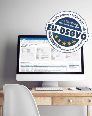 übersichtliche Adressverwaltung mit Adress PLUS - DSGVO konform